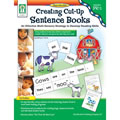PreK & up. Have fun building big books or individual student books with 18 themed, reproducible cut-up sentences. Stories will utilize the first 25 high frequency words. Whole group activities, procedures, and ideas for assessment are included.