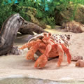 Alternate Thumbnail Image #4 of Hermit Crab Hand Puppet