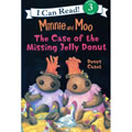 Case of The Missing Jelly Donut - Paperback