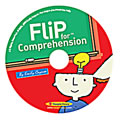 Grades 3 - 5. This Bonus CD contains all the activities from the orginal Flip for Comprehension book plus 10 bonus activities! This CD can help you make handouts, overheads or personalize the activities.