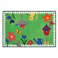 Thumbnail of Garden Time Themed KID$ Value Rug - 4' x 6'