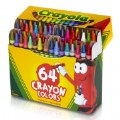 Crayola® 64-Count Crayon Box