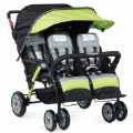 Main Image of Quad Sport™ 4-Passenger Strollers