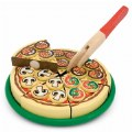 Alternate Thumbnail Image #1 of Wooden Pizza Party Set