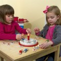 Alternate Image #1 of Wooden Birthday Party Cake Set