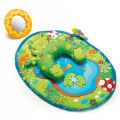 Main Image of Tummy Time Fun Frog Pillow & Mat