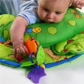 Alternate Image #3 of Tummy Time Fun Frog Pillow & Mat