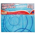 Alternate Image #3 of Patterned Fluorescent Light Filters  - Blue