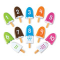 Smart Snacks® Number Pops™ - Beginning Counting and Color Matching
