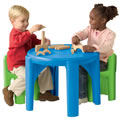Bright & Bold™ Table and Chair Set