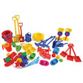 Main Image of Classroom Sand and Water Tool Set