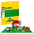 Alternate Image #1 of LEGO® Classic Green Baseplate (10700)