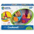 Alternate Image #2 of New Sprouts® Pretend Play Hamburger and Hotdog Cookout!