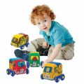 Alternate Thumbnail Image #1 of Pull-Back Construction Vehicles - Set of 4