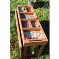Alternate Thumbnail Image #2 of Outdoor Sorting Table with Lid