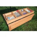 Alternate Thumbnail Image #4 of Outdoor Sorting Table with Lid
