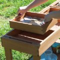 Alternate Image #2 of Outdoor Sorting Boxes - Set of 6