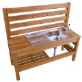 Main Image of Outdoor Mud Kitchen with Pump
