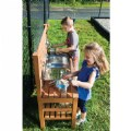 Alternate Thumbnail Image #4 of Outdoor Mud Kitchen with Pump