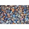 Thumbnail of STEM Play Mat - Vibrant Real Image Pebbles Mat
