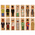 Alternate Image #1 of Career Wooden Blocks (Set of 12)