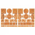 Alt Thumbnail #2 of Unit Bricks® Set - 200 Pieces