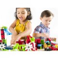 Alternate Thumbnail Image #7 of IO Blocks® Center - 458 Building Pieces - STEM Educational and Learning Toy for Toddlers