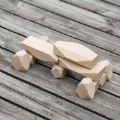 Alternate Thumbnail Image #3 of Wood Stackers: Standing Stones - Set of 20