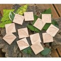 Alternate Thumbnail Image #1 of Sensory Leaf Tiles - Set of 12