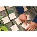 Alternate Thumbnail Image #3 of Sensory Leaf Tiles - Set of 12