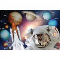 Main Image of Space Explorer Floor Puzzle - 24 Pieces
