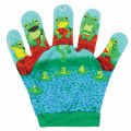 Main Image of Five Speckled Frogs Song Mitt