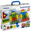 Alternate Thumbnail Image #2 of Super Pegs Set and Cards - 64 pieces