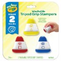 Alternate Image #2 of My First Crayola™ Tripod Grip Stampers