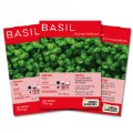 Main Image of Sweet Basil Seeds 3-Pack