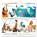 Thumbnail of My First Animals Book Set - Bilingual Board Books