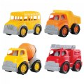 Mighty Wheels Combo - Set of 4