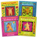 Bear Bilingual Books - Set of 4