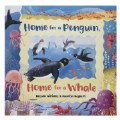 Main Image of Home for a Penguin, Home for a Whale - Paperback