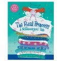 Main Image of The Real Princess: A Mathemagical Tale - Paperback