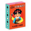 Main Image of Little Feminist Playing Cards