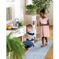 Alternate Thumbnail Image #1 of Sense of Place Carpet Runner - Blue - 2' x 8'