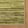 Alternate Thumbnail Image #1 of Sense of Place Nature's Stripes Green Carpet - 6' X 9