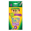 Crayola® 8-Pack Write Start Colored Pencils (Single)
