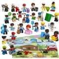 Main Image of LEGO® Education DUPLO® People - 45030