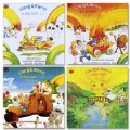 Thumbnail of Greg & Steve: We All Live Together CD Set - Set of 4