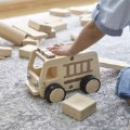 Alternate Thumbnail Image #3 of Wooden Fire Truck