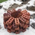 Alternate Thumbnail Image #1 of Little Bricks Builders Set for Construction and Stacking with Concept Cards - 60 Piece Set