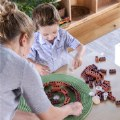 Alternate Thumbnail Image #6 of Little Bricks Builders Set for Construction and Stacking with Concept Cards - 60 Piece Set