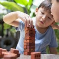 Alternate Thumbnail Image #7 of Little Bricks Builders Set for Construction and Stacking with Concept Cards - 60 Piece Set
